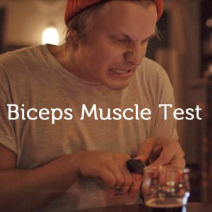 Biceps Muscle Test kopiera